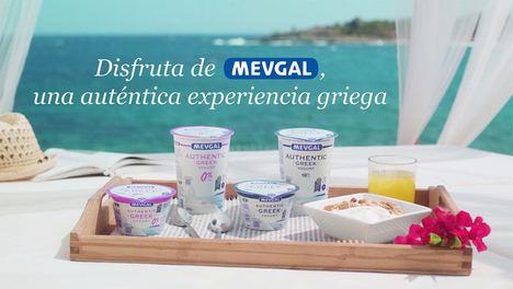 MEVGAL, líder de la industria láctea griega, inicia con La Bendita Agencia sus acciones de comunicación en España