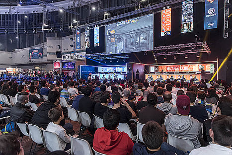 Madrid Games Week acogerá las finales de los grandes torneos nacionales de esports