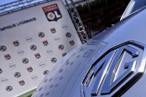 MG Motor apuesta por el fútbol