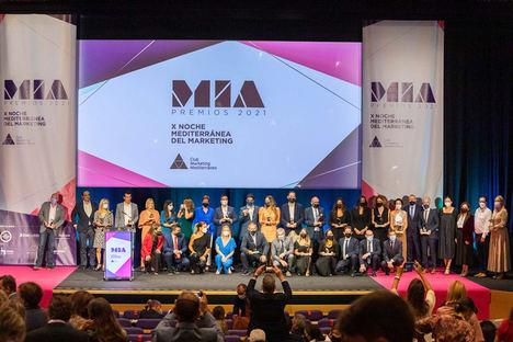Dacsa, Grupo Sanitario Ribera, Miniland, Valencia Basket, Vicente Gandía y Gracia Burdeos, ganadores de los Premios MIA 2021