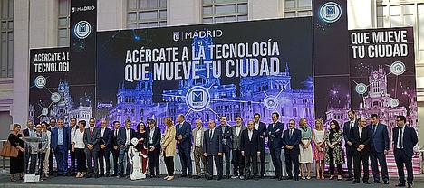 Microsoft presenta en MAD.RED. las tecnologías de Inteligencia Artificial y realidad mixta que ayudan a gestionar las ciudades del futuro