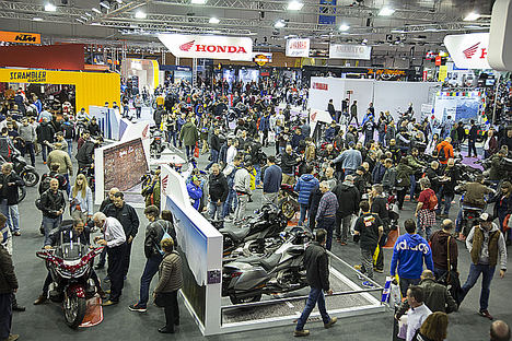 VIVE LA MOTO, el salón oficial del sector en 2020, regresa a Madrid con más fuerza que nunca