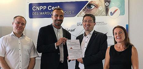 MOBOTIX obtiene el Certificado CNPP para la confianza de la ciberseguridad de todos sus sistemas de IoT
