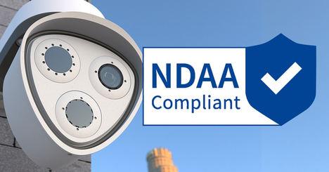 La tecnología de MOBOTIX cumple al 100% con los requisitos de la NDAA