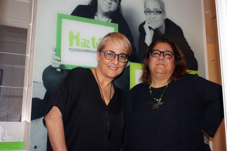 Mónica y Rosana Pereira.