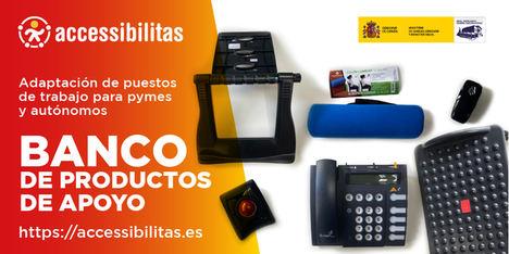 Fundación ONCE y Real Patronato ofrecen a empresas, autónomos y pymes productos de apoyo para sus trabajadores con discapacidad