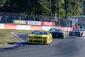 MOOG® vuelve como patrocinador oficial de dirección y suspensión de NASCAR Whelen Euro Series™