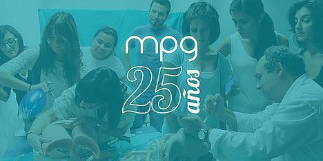 MPG cumple 25 años formando a profesionales sanitarios