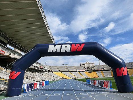 En su apuesta por el deporte, MRW repite su participación en la Zurich Marató de Barcelona