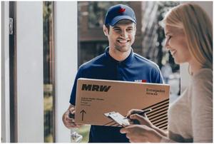 MRW bate un nuevo récord de entregas en la campaña de Navidad 2018