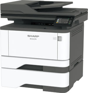 Sharp lanza nuevos equipos de impresión A4
