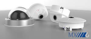 La línea de cámaras Mx6 ya está completa: ahora el rendimiento de Mx6 también en modelos de interior