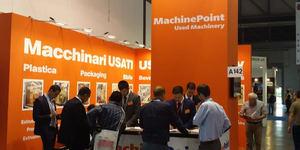 MachinePoint finaliza con éxito la feria comercial Plast 2018 en Milán