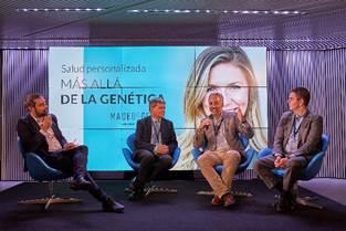 Made of Genes, en colaboración con SYNLAB, presenta LIFE el primer servicio de salud personalizada que combina el análisis genético y test bioquímicos