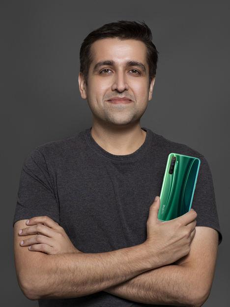 Madhav Sheth, nuevo CEO de realme Europa