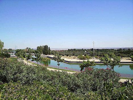 Madrid - Parque de Juan Carlos I.