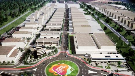 JLL asesora a Roots Real Estate en el desarrollo de Madrid Content City