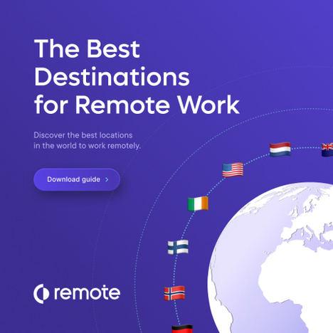 Madrid clasificada como mejor ciudad europea para trabajar en remoto y segunda a nivel mundial según estudio de Remote