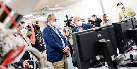La Comunidad de Madrid instala un nuevo laboratorio de cultivo celular para investigar materiales innovadores de uso sanitario