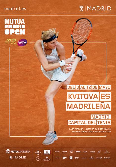 'Madrileños', nueva campaña de Indira para Mutua Madrid Open