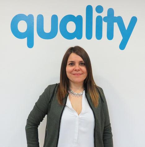 Madrona Antúnez, directora Quality Barberá.
