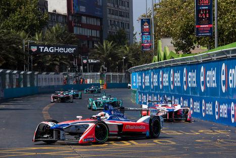 Mahindra tiene en España la base de su equipo de Fórmula E