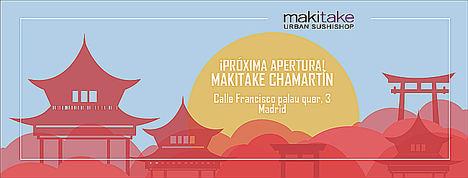 Makitake abre en Chamartín su nuevo restaurante