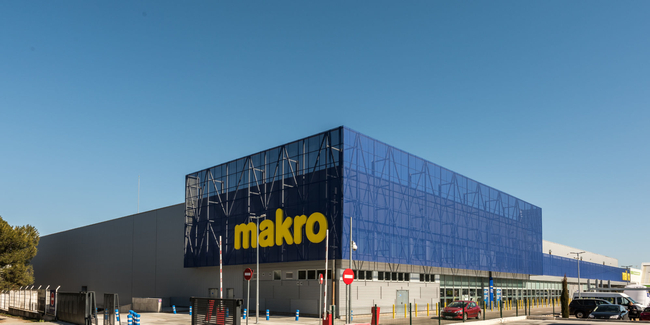 Encore adquiere la cartera en sale and leaseback de makro for Oficinas makro madrid