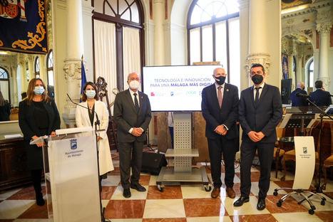 Málaga coorganizará su primera Mobile Week con Mobile World Capital Barcelona