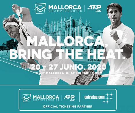 Entradas.com será el partner oficial de ticketing del nuevo ATP250 'Mallorca Championships'