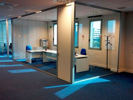 Cómo reformar una oficina