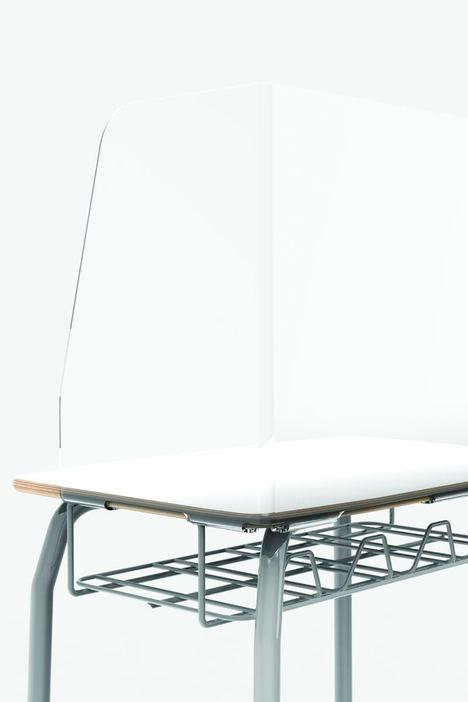Alegre Design reformula el mobiliario escolar para responder a las necesidades de una educación flexible y segura