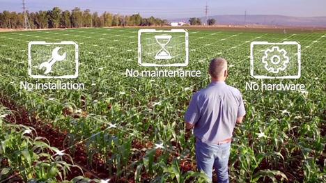 La israelita Manna introduce en España una tecnología satelital para optimizar el riego de cultivos capaz de penetrar 30 centímetros en el terreno