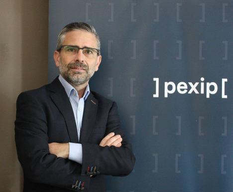 Manuel Almodóvar, Pexip España y Portugal.