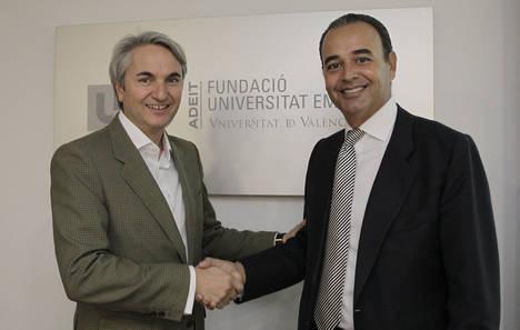 Manuel Broseta y Alfonso Maldonado