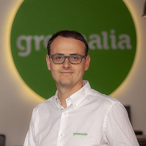 Manuel Bueno, Greenalia.