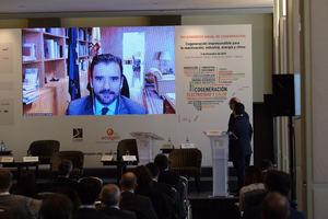 Manuel García, Director General de Política Energética, MITECO.