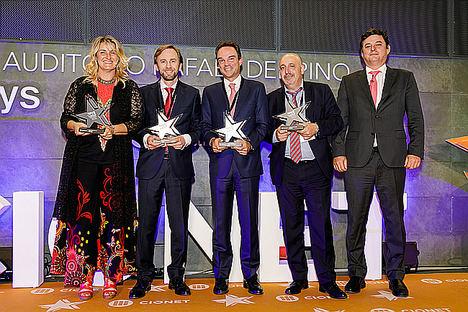 Ibermutua, premiada como 'Líder Digital más Solidaria del Año'
