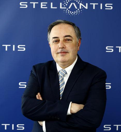 Manuel Munárriz ha sido nombrado Director de la planta de Zaragoza de Stellantis