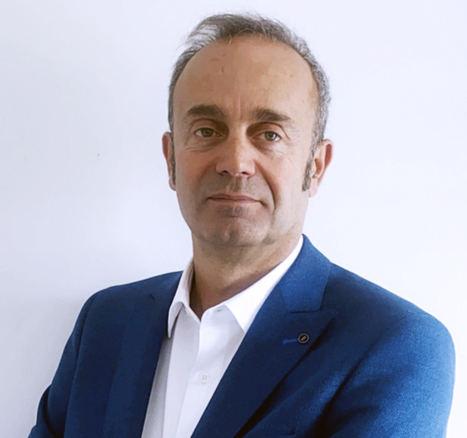 Manuel Balseiro, nuevo director territorial de Inetum en Galicia