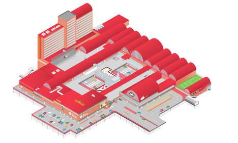 MEEU, Madrid exposiciones y eventos urbanos, convierte la Estación de Chamartín en epicentro de ocio y negocio