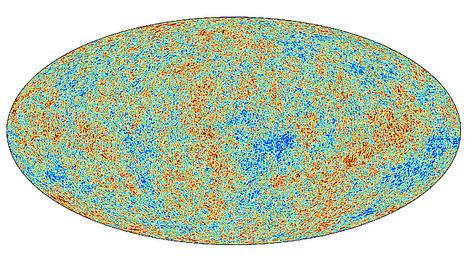 Planck no encuentra nuevas pruebas de anomalías cósmicas