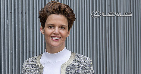 Mar Pieltain, directora de Lexus en España.