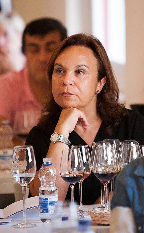 """La periodista y gastrónoma Mar Romero Premio """"Mirador del Vino"""" 2019"""