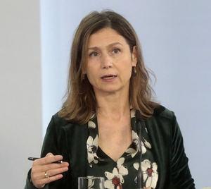 María Jesús Lamas,  AEMPS.