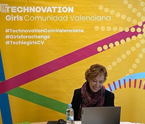 150 jóvenes participan en el evento de lanzamiento del Technovation Girls Comunidad Valenciana