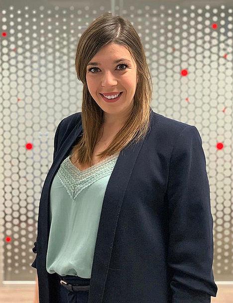 María Serrano, directora de Adecco Contact Center en España.