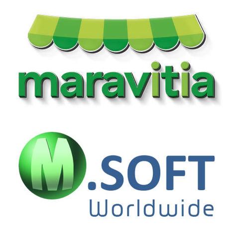 """La plataforma eCommerce de MARAVITIA gestionará sus operaciones logísticas con la tecnología LMS (Logistic Management System) de M.SOFT Worldwide"""