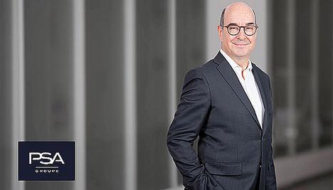 Nombramiento de Marc Bocqué, Responsable de Comunicación y Relaciones Externas de PSA Aftermarket