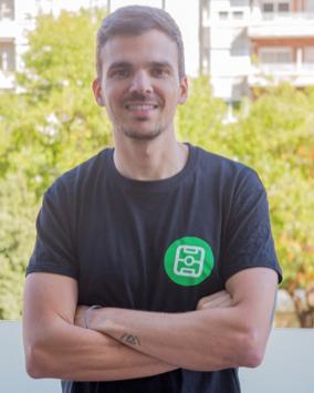 Marc Cercós, CEO y cofundador de MisterFantasy.